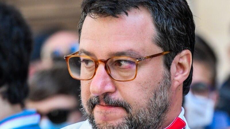 Salvini ide na suđenje zbog odluka o migrantima dok je bio ministar