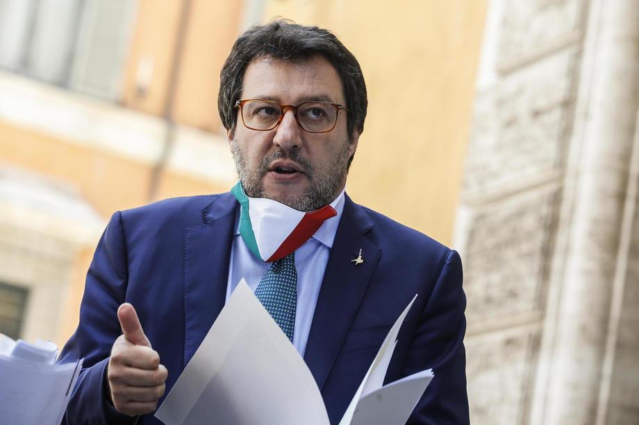 Salviniju preti 15 godina zatvora zbog otmice migranata