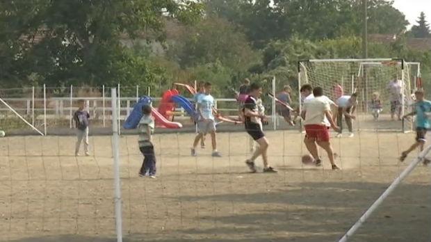 Sami napravili igralište - za reflektor im treba pomoć odraslih