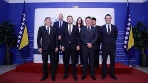 Samit gradonačelnika glavnih gradove Jugoistočne evrope u Sarajevu