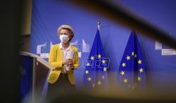 Samit lidera EU o Rusiji i epidemiji korona virusa 25. maja
