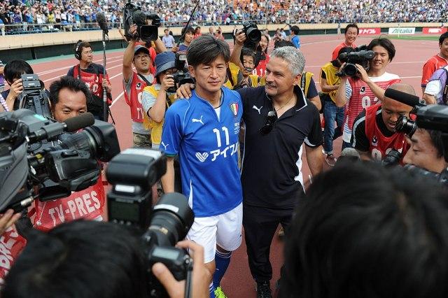 Samo u Japanu  kralj igra i obara rekorde u 53. godini