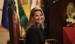 Samoproglašena predsednica Bolivije: Morales ne može da učestvuje na izborima