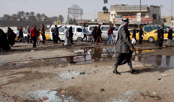 Samoubilački napadu Bagdadu, najmanje osmoro mrtvih