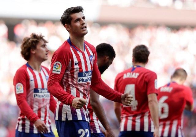 San o tituli živi: Atletiko nastavlja juriš za Barselonom