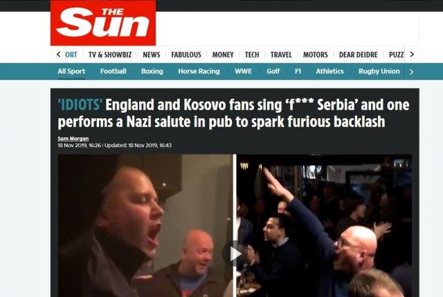 San u odbranu Srbije: Idioti