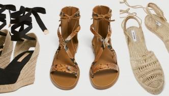 Sandale za proljeće 2019: Noviteti su tu, evo što će se sve nositi