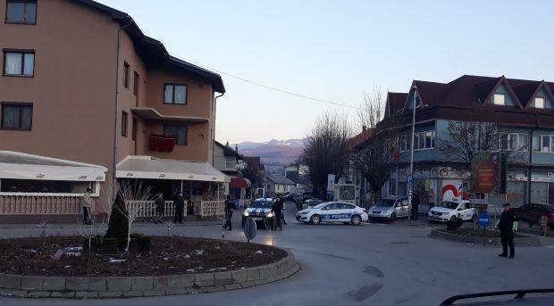 Sandžak – Sam postavio eksploziv ispod svog automobila pa pozvao policiju