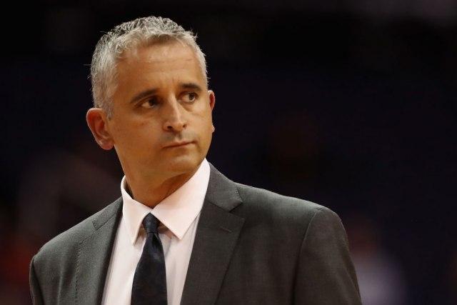Sanjao sam o mestu selektora Srbije, ne o NBA VIDEO