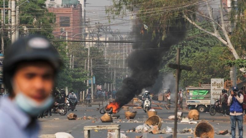 Sankcije EU protiv vojne hunte u Mjanmaru