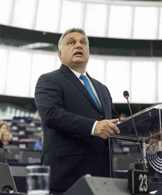 Sankcije Mađarskoj!