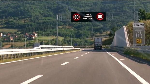 Saobraćaj na auto-putu kroz Grdelicu – tri meseca posle