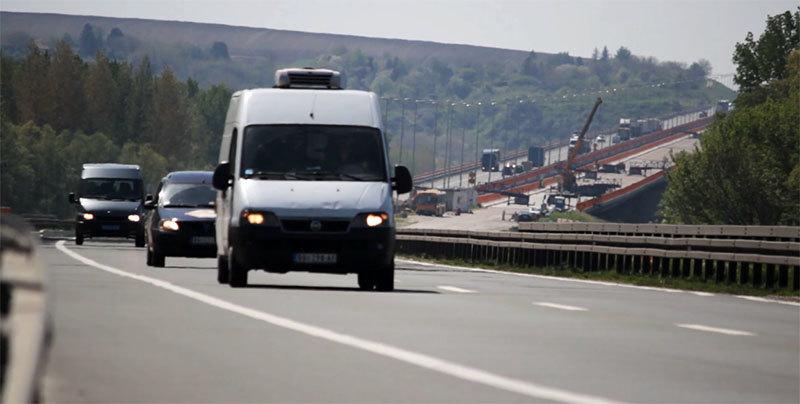 Saobraćajna nesreća kod mesta Batušinac