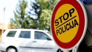 Saobraćajna policija: Za tri dana praznika zabeleženo više od 9.000 prekršaja