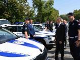 """Saobraćajna policija sa juga Srbije dobila još 9 novih službenih """"škoda"""""""