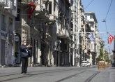 Saobraćajni kolaps u Istanbulu zbog kamiona iz Srbije VIDEO
