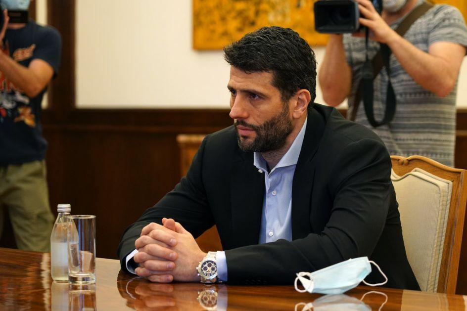Šapić: Nisam dobio nikakvu ponudu u vezi nove vlade