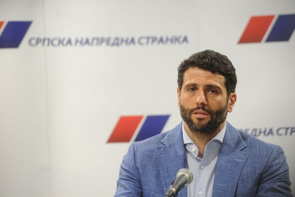 Šapić: SNS postoji zbog Srbije i njenih građana