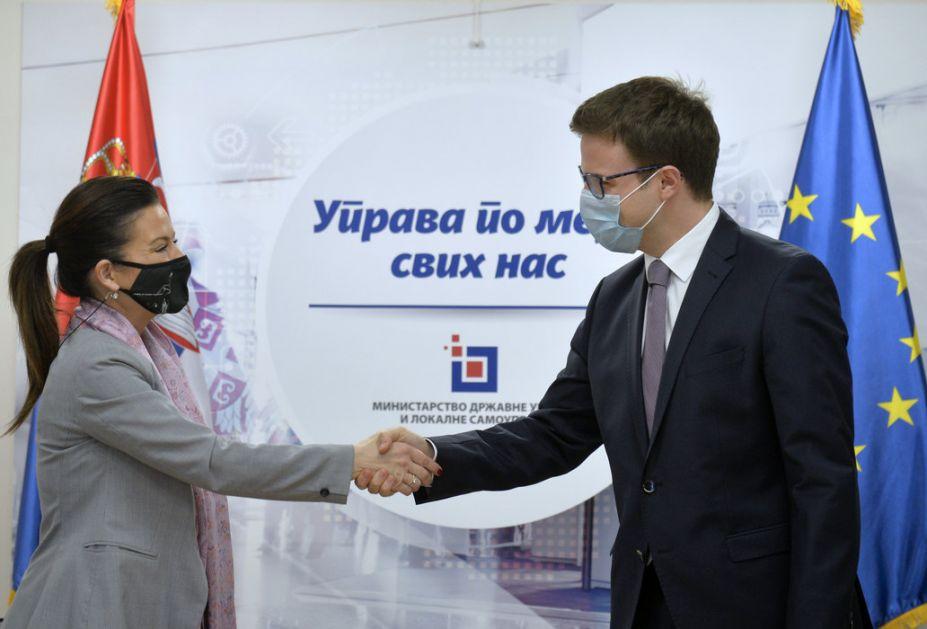 Saradnja Ministarstva za lokalnu samoupravu i Fonda Evropski poslovi AP Vojvodine