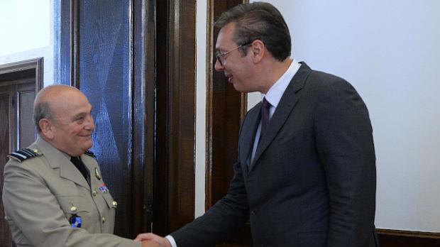 Saradnja sa NATO-om uz poštovanje vojne neutralnosti Srbije