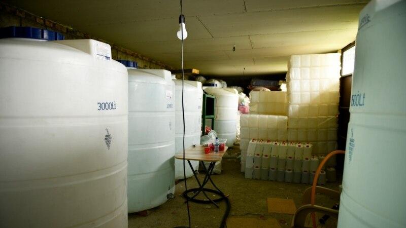 Sarajevo: Izlila se nitratna kiselina