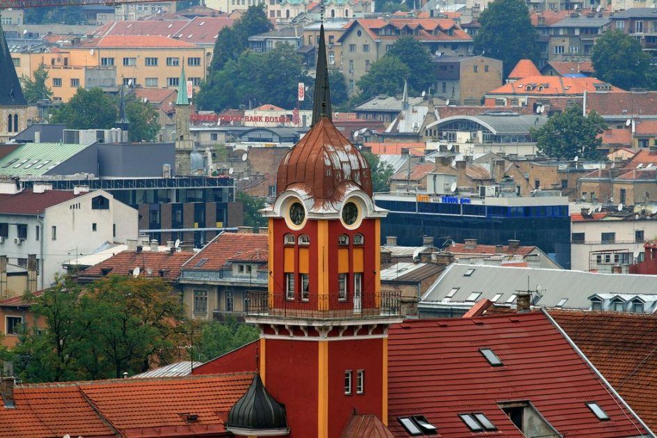 Sarajevo: Policija traga za muškarcem koji je bacio bombu