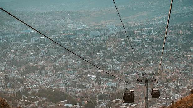 Sarajevo među najzagađenijim gradovima na svetu