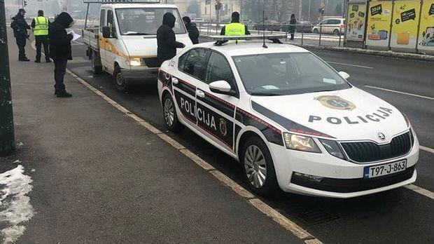 Sarajevo, napadnut službenik koji je osiguravao Ambasadu Srbije