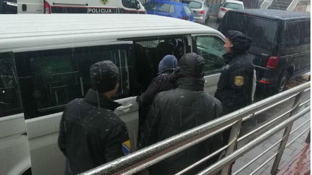 Sarajevo, u kući pronađen 151 migrant