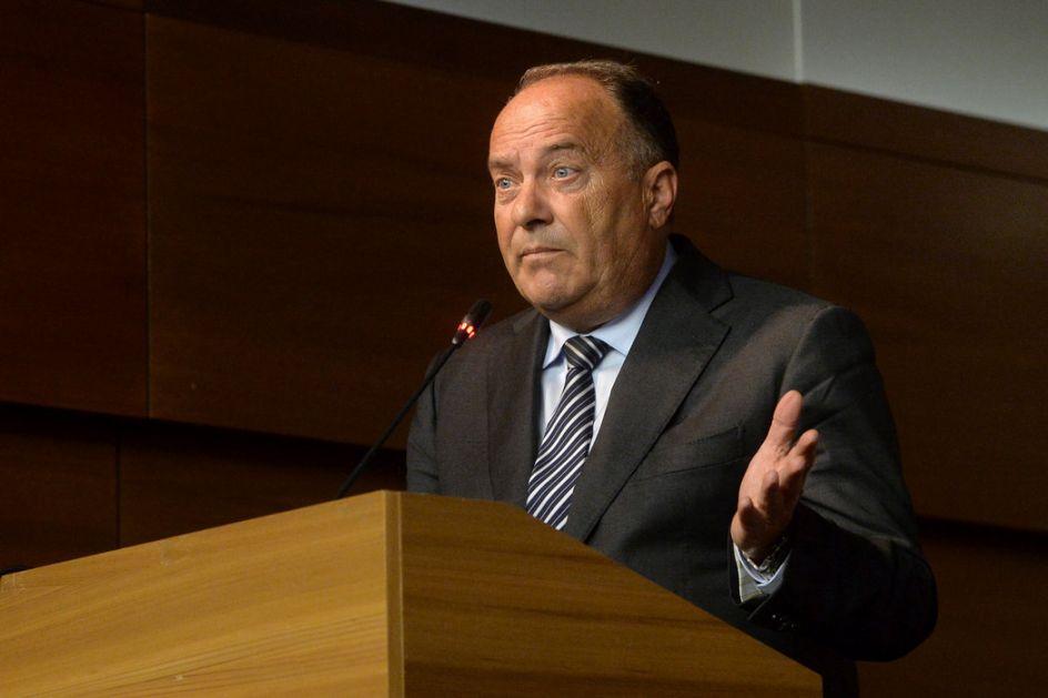 Šarčević: Samo 20 odsto studenata koji su zaraženi su iz domova, predsedniku plasirani loši podaci