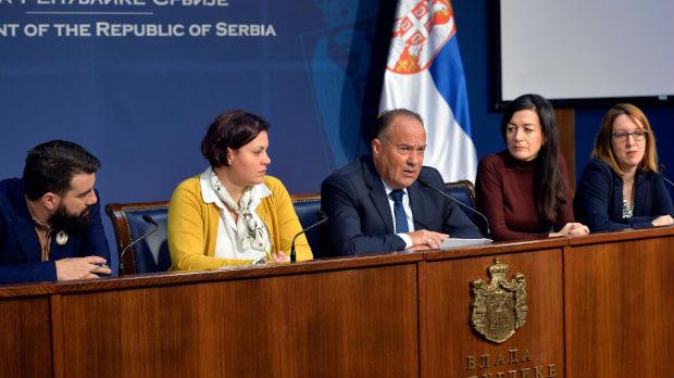 Šarčević o rezultatima PISA testiranja: Ozbiljniji pomak očekujemo 2024. godine