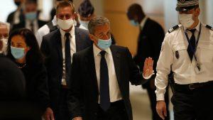 Sarkozi osuđen na zatvor zbog korupcije