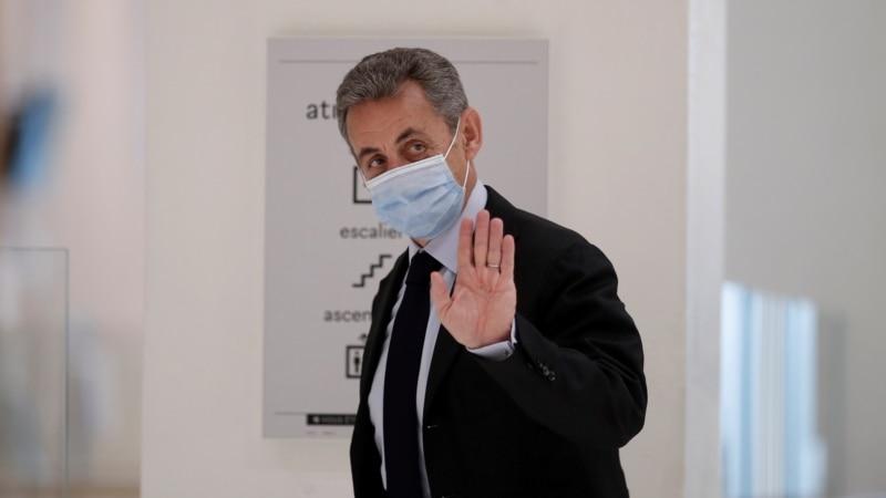 Sarkozy spreman ići do Evropskog suda nakon presude za korupciju