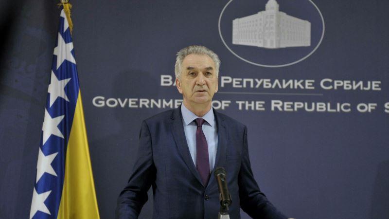 Šarović: Na sastanku sa Vučićem ću reći da se kriza u BiH ne sme produbljivati