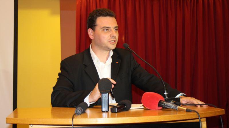Saša Magazinović izabran za potpredsjednika grupe Socijalista u Vijeću Evrope