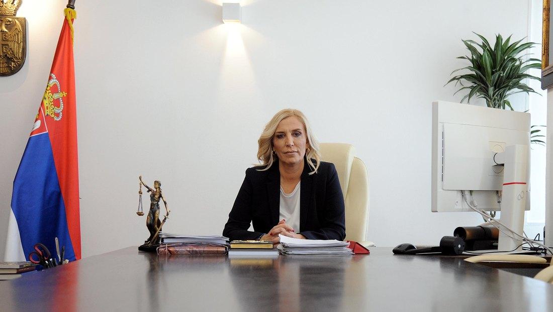 Brnabić, Popović, Visoki savet sudstva i Državno veće tužilaca o Poglavlju 23