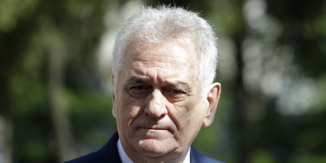 Sastanak Nikolića i Harčenka: Rusija značajan oslonac za Srbiju