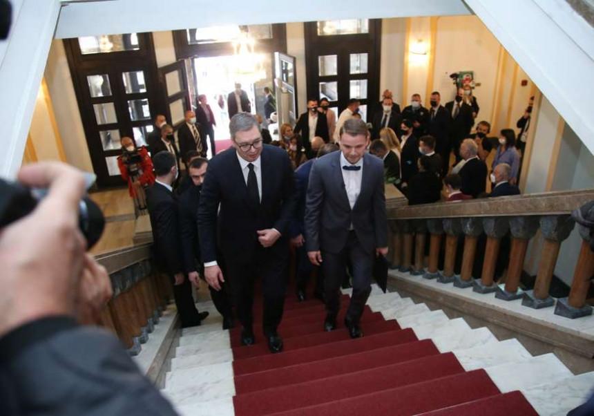 Sastanak Vučić Stanivuković, dvije firme za Banjaluku