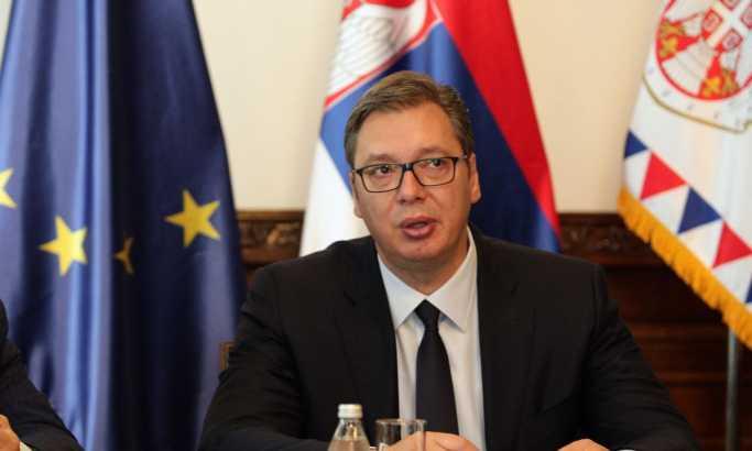 Sastanak Vučića i Nemaca: Malo ko zna granice Kosova