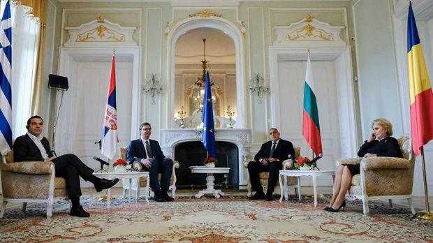 Sastanak kvadrilaterale u Beogradu o saradnji i problemima u regionu
