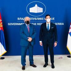 Sastanak ministra Udovičića sa čelnim ljudima rvačkog sporta