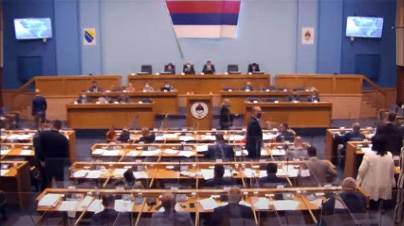 Sastanak parlamentarnih stranaka RS zbog Inckove odluke