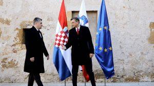 Sastanak predsednika Hrvatske i Slovenije