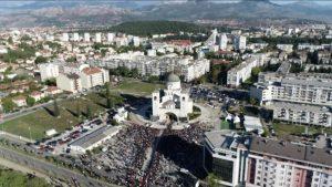 Sastanak predstavnika parlamentrane većine u Crnoj Gori bez dogovora