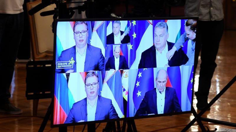 Sastanak umova u centralnoj Evropi
