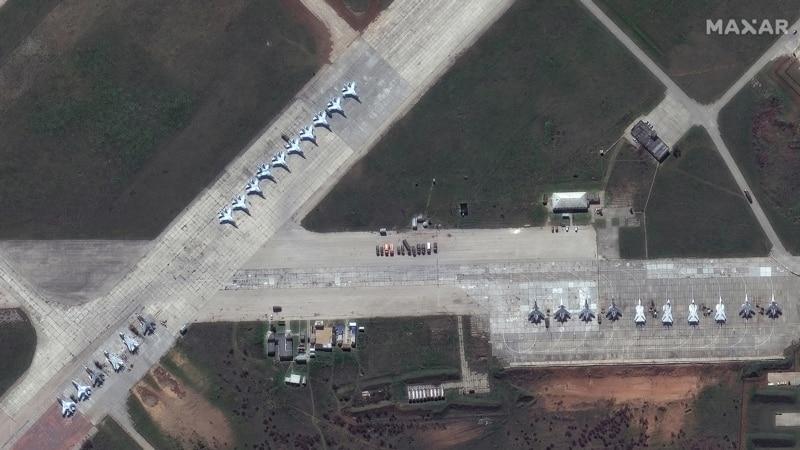 Satelitske fotografije pokazuju nagomilavanje vojske u Rusiji, Ukrajini