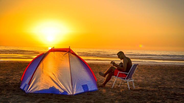 Šator za kampovanje koji može da zameni i najluksuznije hotele na svetu (FOTO)