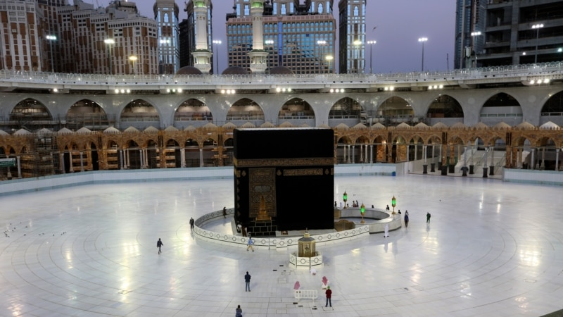 Saudijska Arabija ograničila hodočašće u Meku na 60.000 vernika