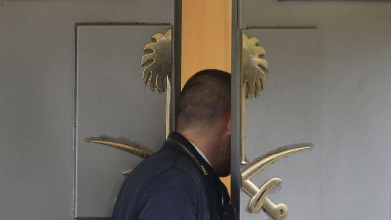 Saudijska Arabija priznala da je Kašogi umro u konzulatu