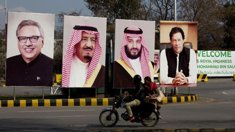 Saudijska Arabija i Pakistan potpisali sporazume vredne 20 milijardi dolara
